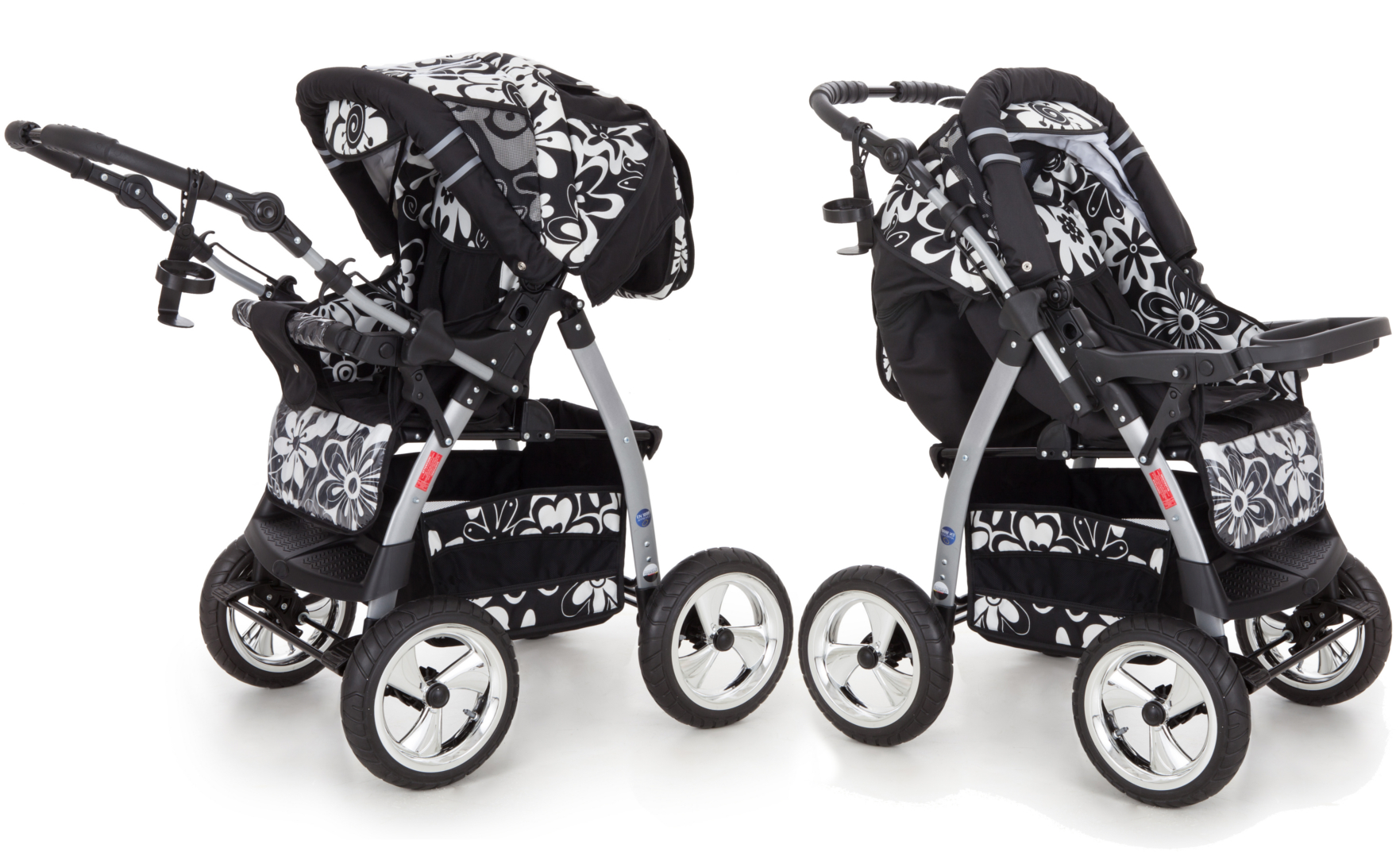 kinderwagen mit autositz royal 259 90. Black Bedroom Furniture Sets. Home Design Ideas